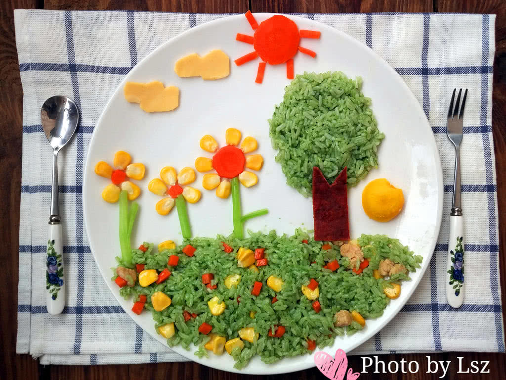 分类: 主食创意菜幼儿食谱儿童        本菜谱的做法由 lsz_ 编写
