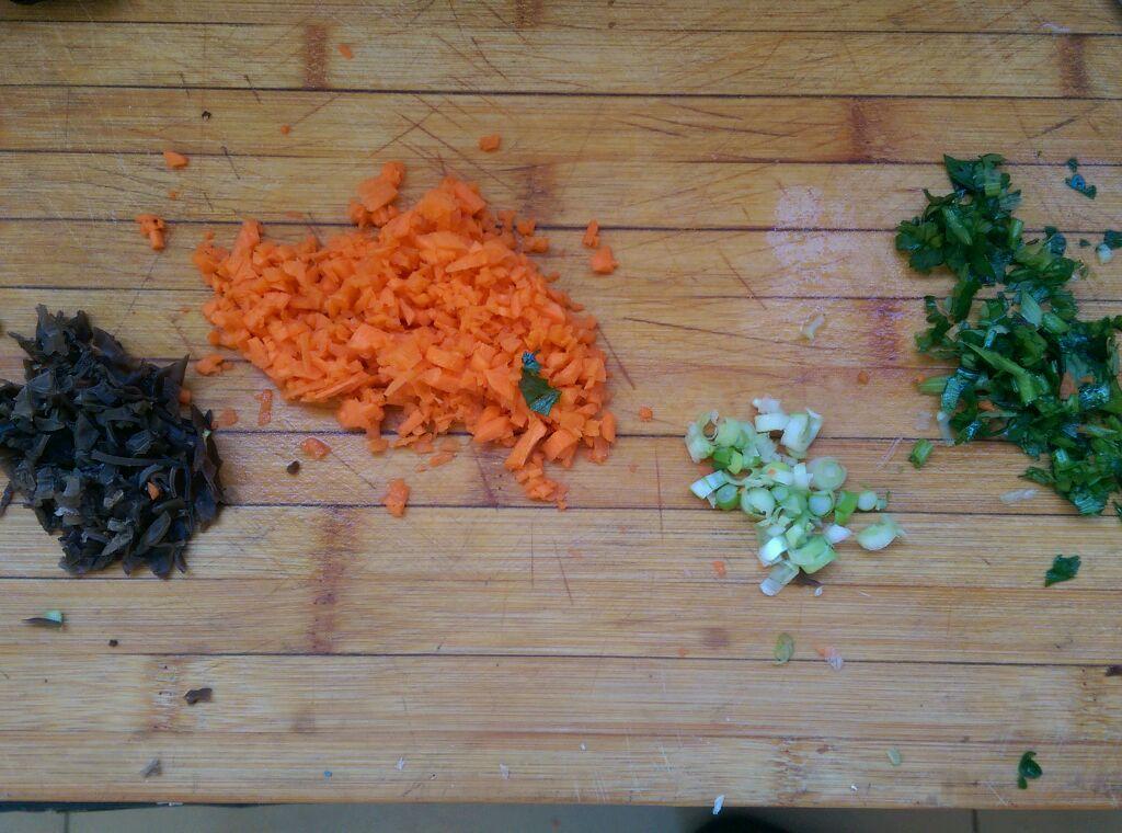 蔬菜土豆泥的做法步骤