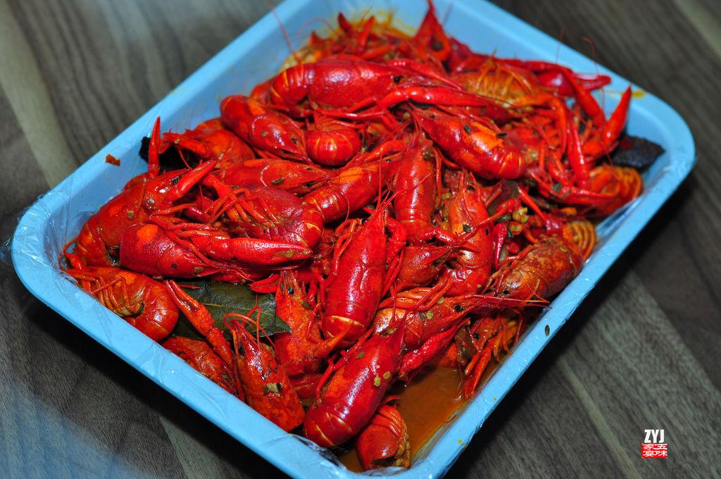 麻辣十三香小龙虾的做法_【图解】麻辣十三香小龙虾做