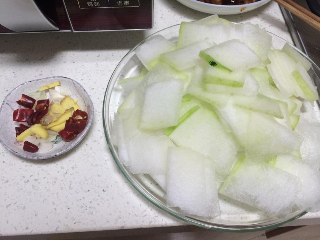 醋溜冬瓜的做法_【图解】醋溜冬瓜怎么做如何做好吃