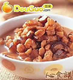 香菇素肉燥的做法