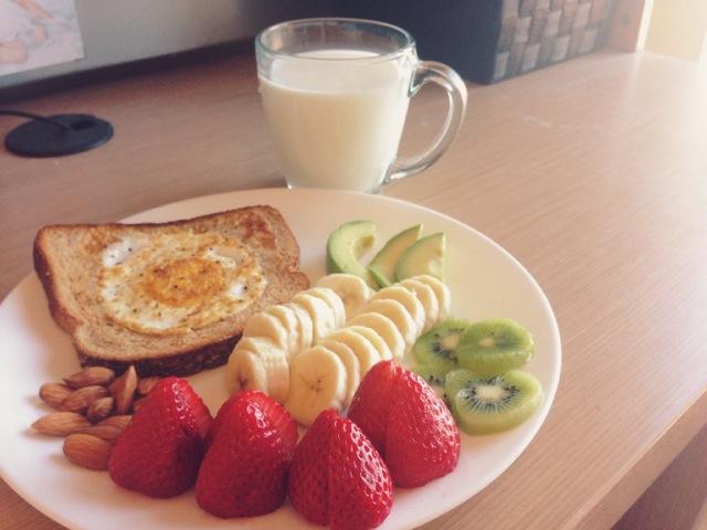 营养早餐的做法图解2
