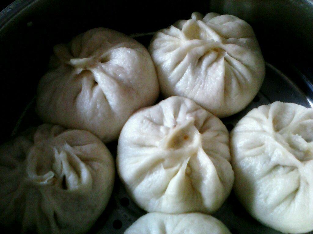 大头菜(甘兰)素馅包子的做法_【图解】大头菜(甘兰)素