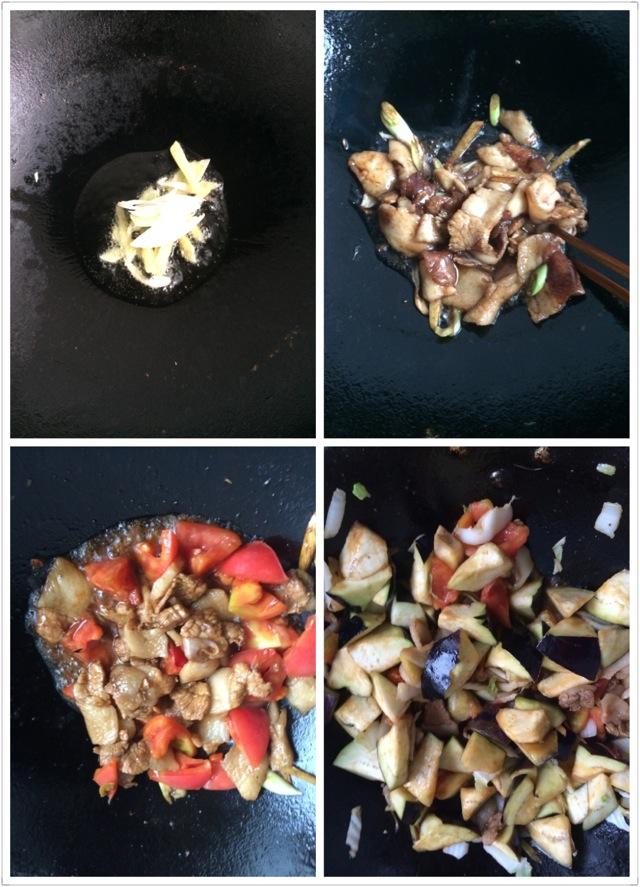 大锅菜的做法图解4