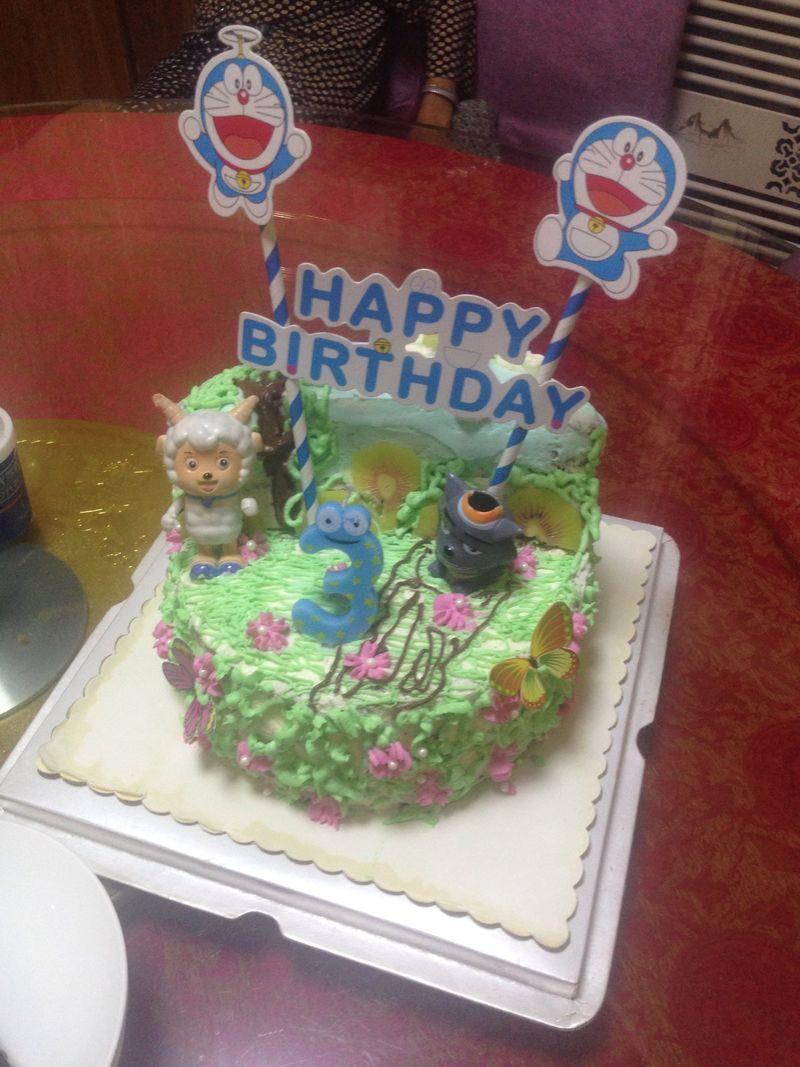 幼儿园蛋糕盘创意手工动物
