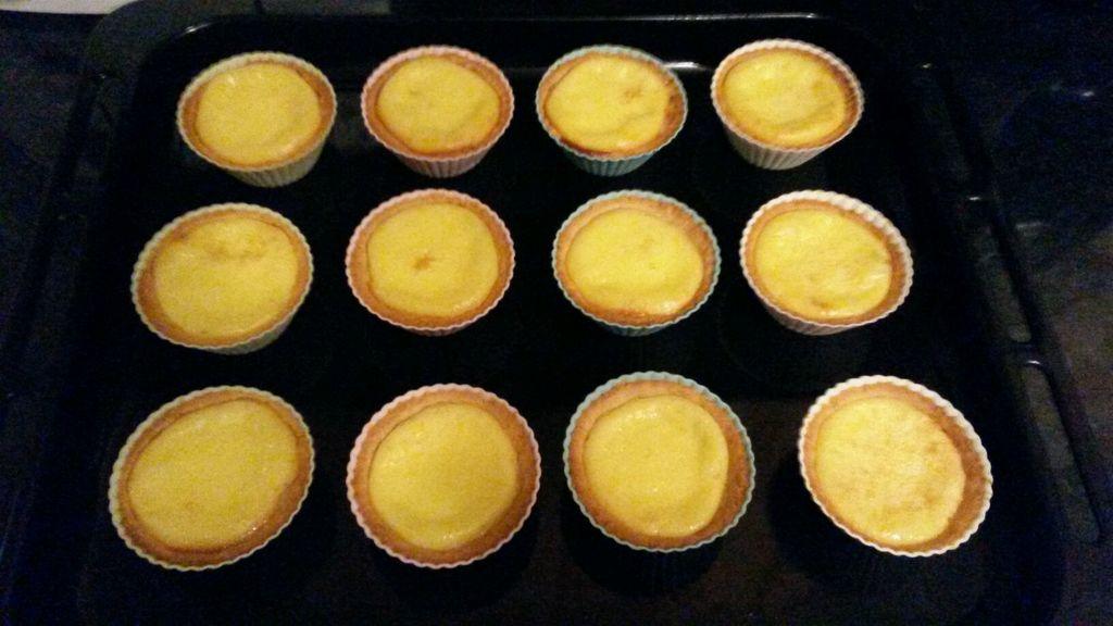 港式蛋挞 (蛋挞皮 蛋挞液)简单的做法图解9