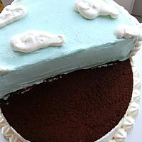 侏罗纪恐龙生日蛋糕#豆果5周年#的做法图解8