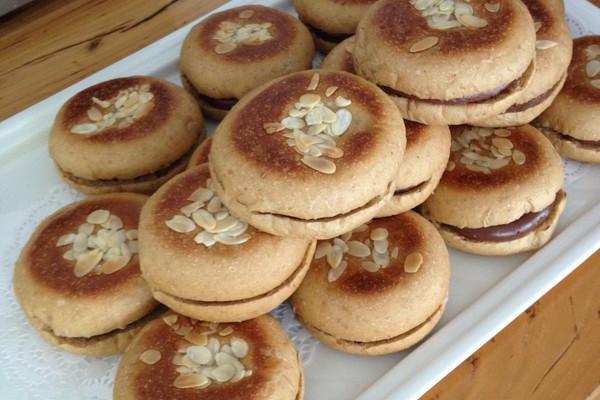 不用烤箱做面包:香蕉玛芬面包的做法步骤