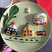 小汽车卡通餐 宝宝卡通餐的做法图解10