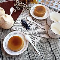 享受不一样的奶啡,有如星巴克的爱恋——奶啡布丁尝试过吗的做法图解6
