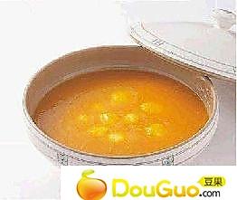 南瓜栗子粥的做法