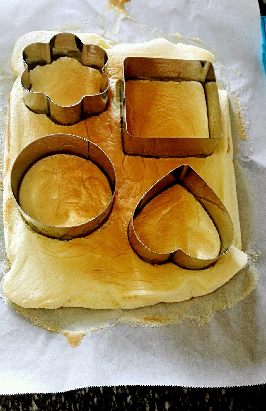 慕斯蛋糕的做法步骤