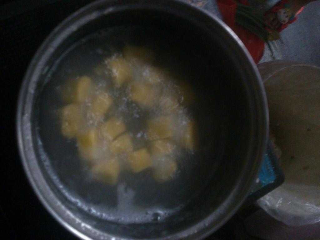 地瓜芋圆的做法_【图解】地瓜芋圆怎么做如何做好吃
