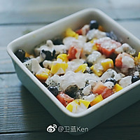 荔枝冰饮+西米水果捞 | 味蕾时光的做法图解8