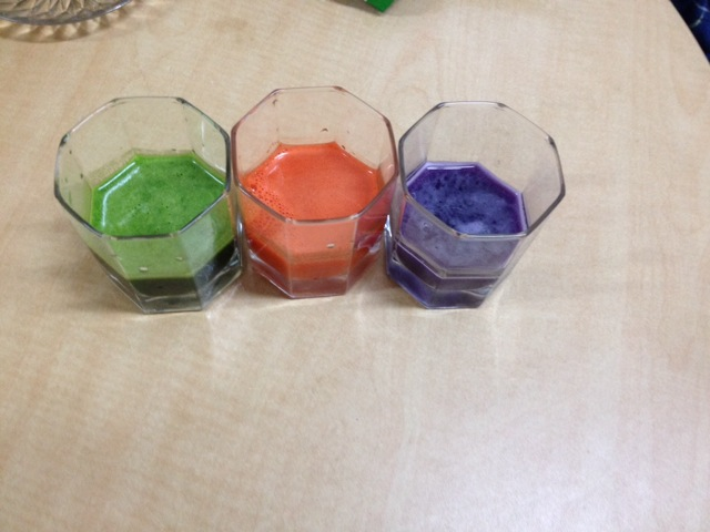 彩色糖果水饺的做法步骤