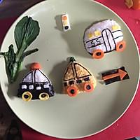 小汽车卡通餐 宝宝卡通餐的做法图解9