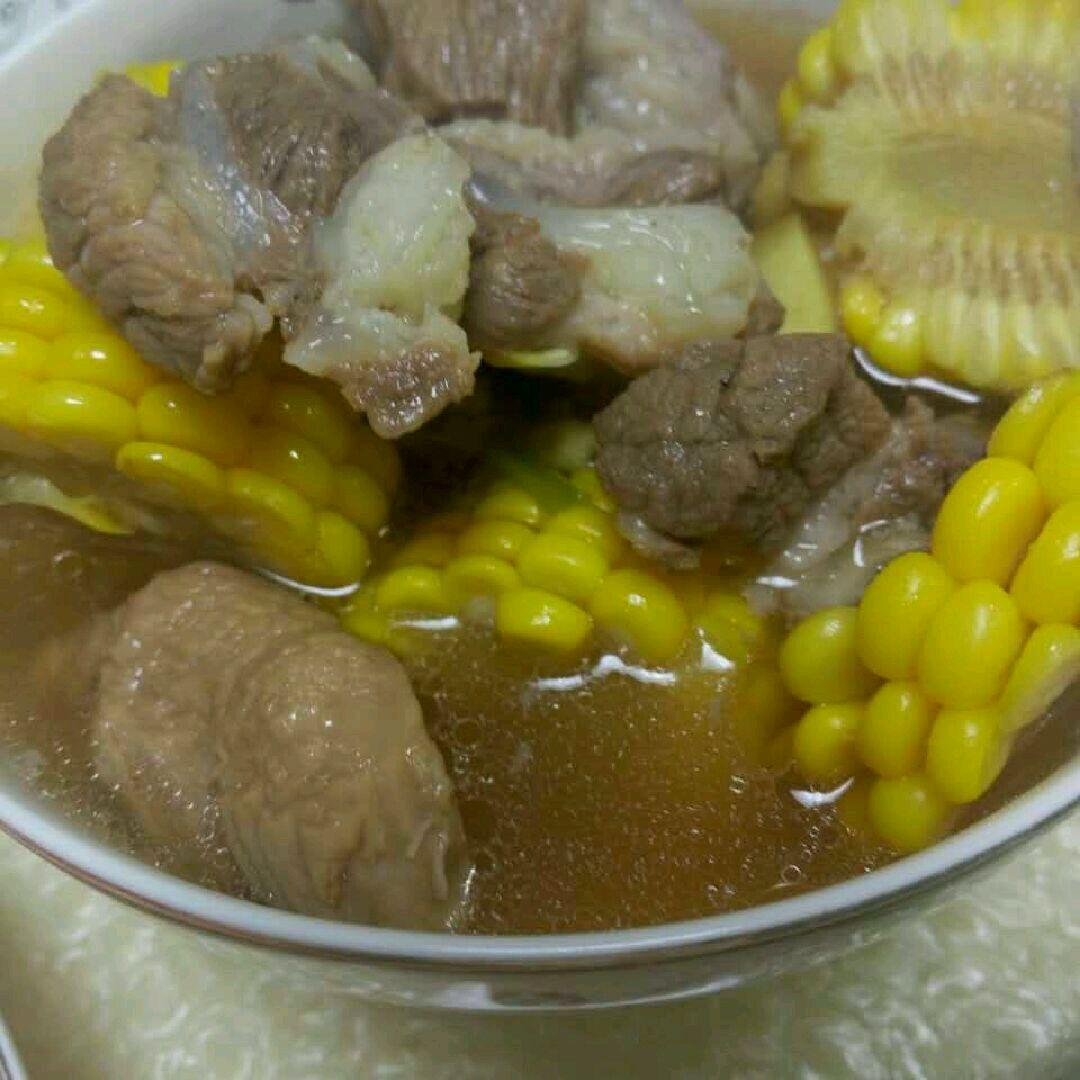排骨汤的做法_【图解】排骨汤怎么做如何做好吃_排骨
