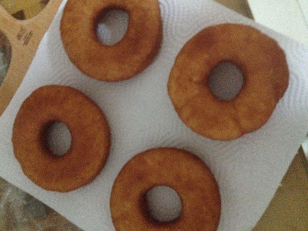 甜甜圈的做法_【图解】甜甜圈怎么做如何做好吃