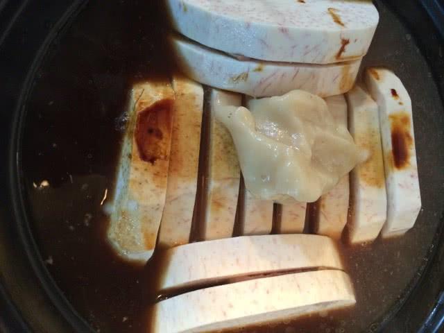 一品香芋煲的做法图解4