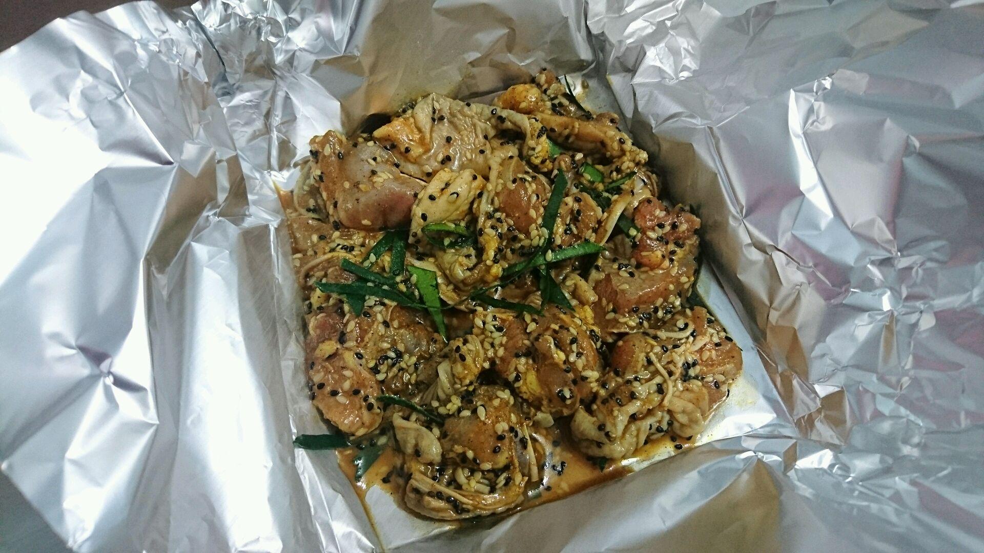 【斑斓叶炸鸡】泰国顶级餐厅才会有的前菜【全网首发】图片