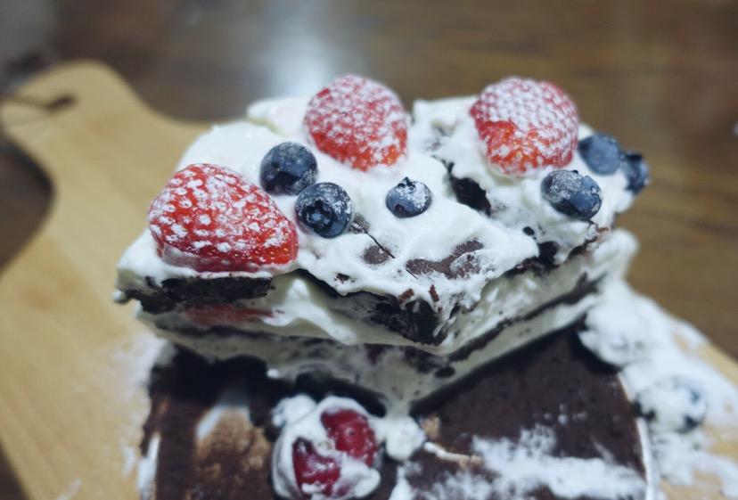 用蛋糕盘做动物手工制作图片
