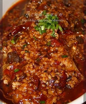 川式干烧鲳鱼的做法