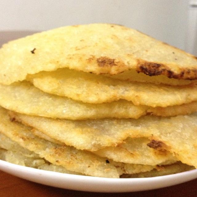 木薯饼的做法图解7