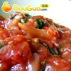 烤西红柿酱的做法