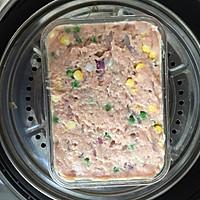 花式午餐肉(鹌鹑蛋肉饼)的做法图解2