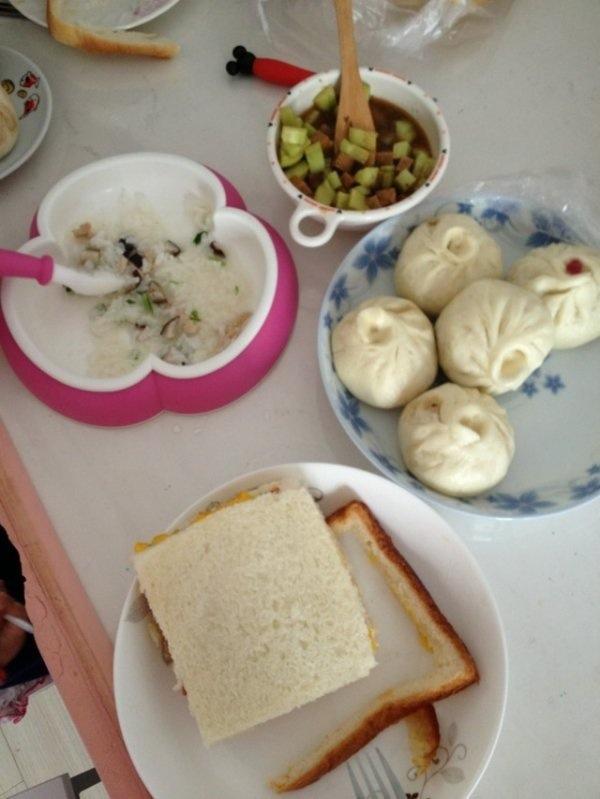 宝宝辅食早餐的做法图解10