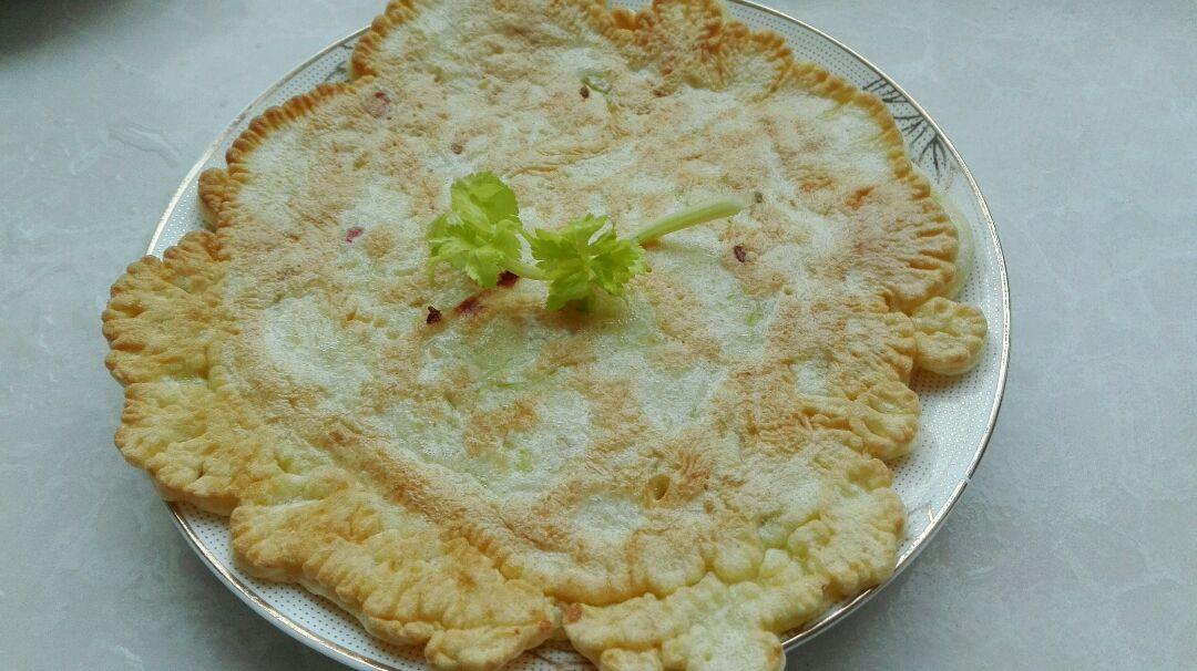 火腿奶酪蛋饼的做法_【图解】火腿奶酪蛋饼怎么做如何