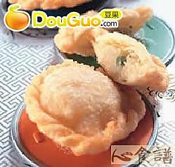 椰子毛豆饺子馅的做法