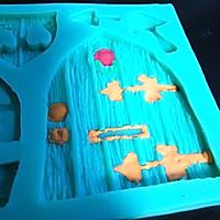 卡通树桩屋蛋糕#豆果5周年#的做法图解5