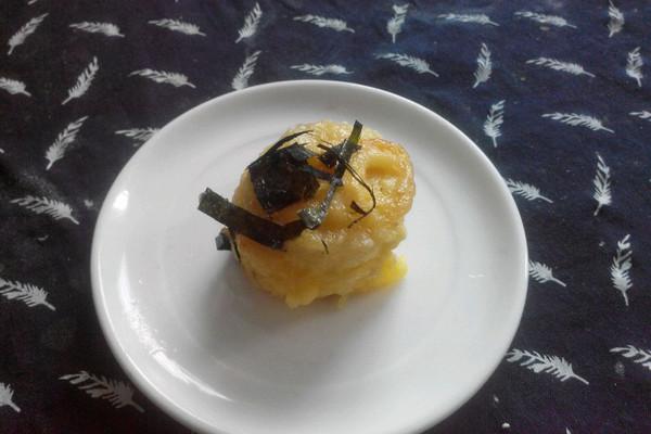 升级版小海苔→美食点心烧的香蕉_【图解】升做法成都西安pk美食图片
