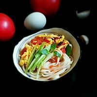 西红柿鸡蛋捞面的做法图解8