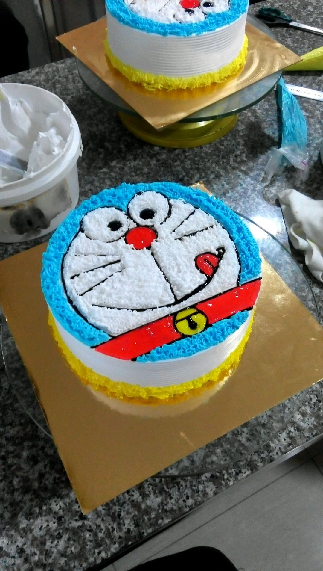 蛋糕 卡通 造型