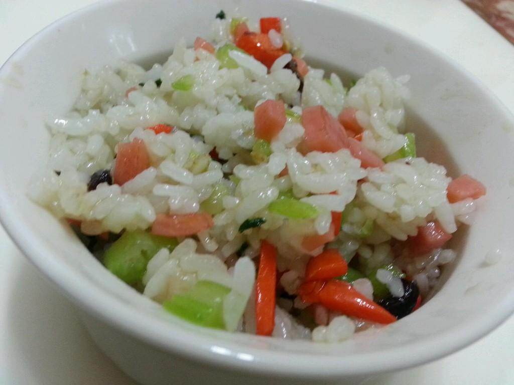 炒米饭的做法_【图解】炒米饭怎么做如何做好吃