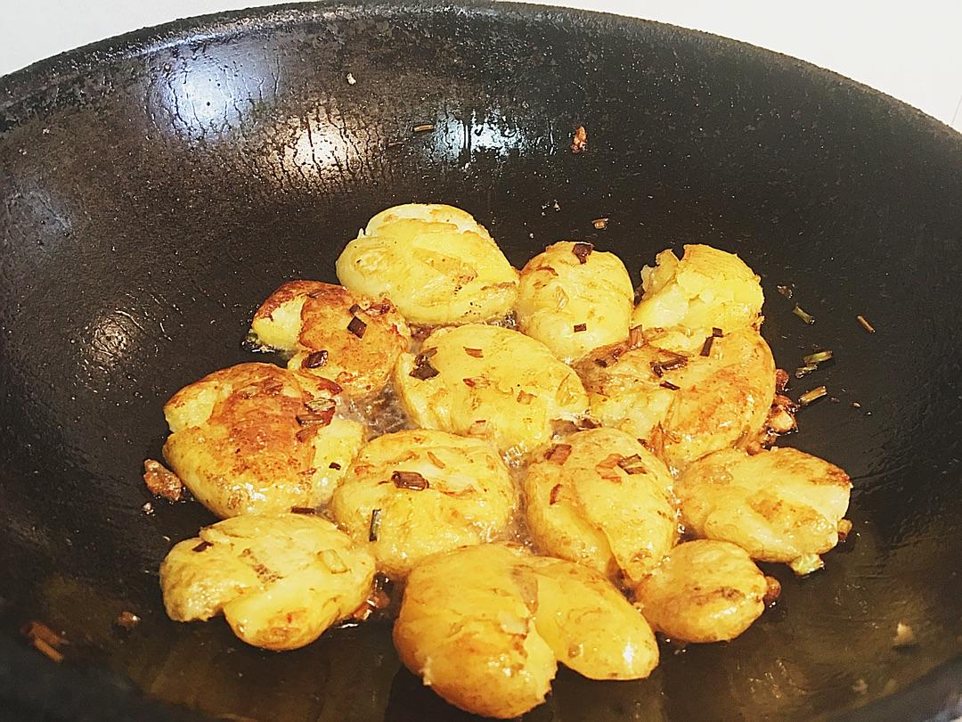 黄金土豆饼的做法步骤