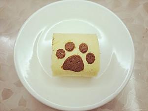 意小猫小爪绘图蛋糕卷的做法的评论 怎么样 豆果美食