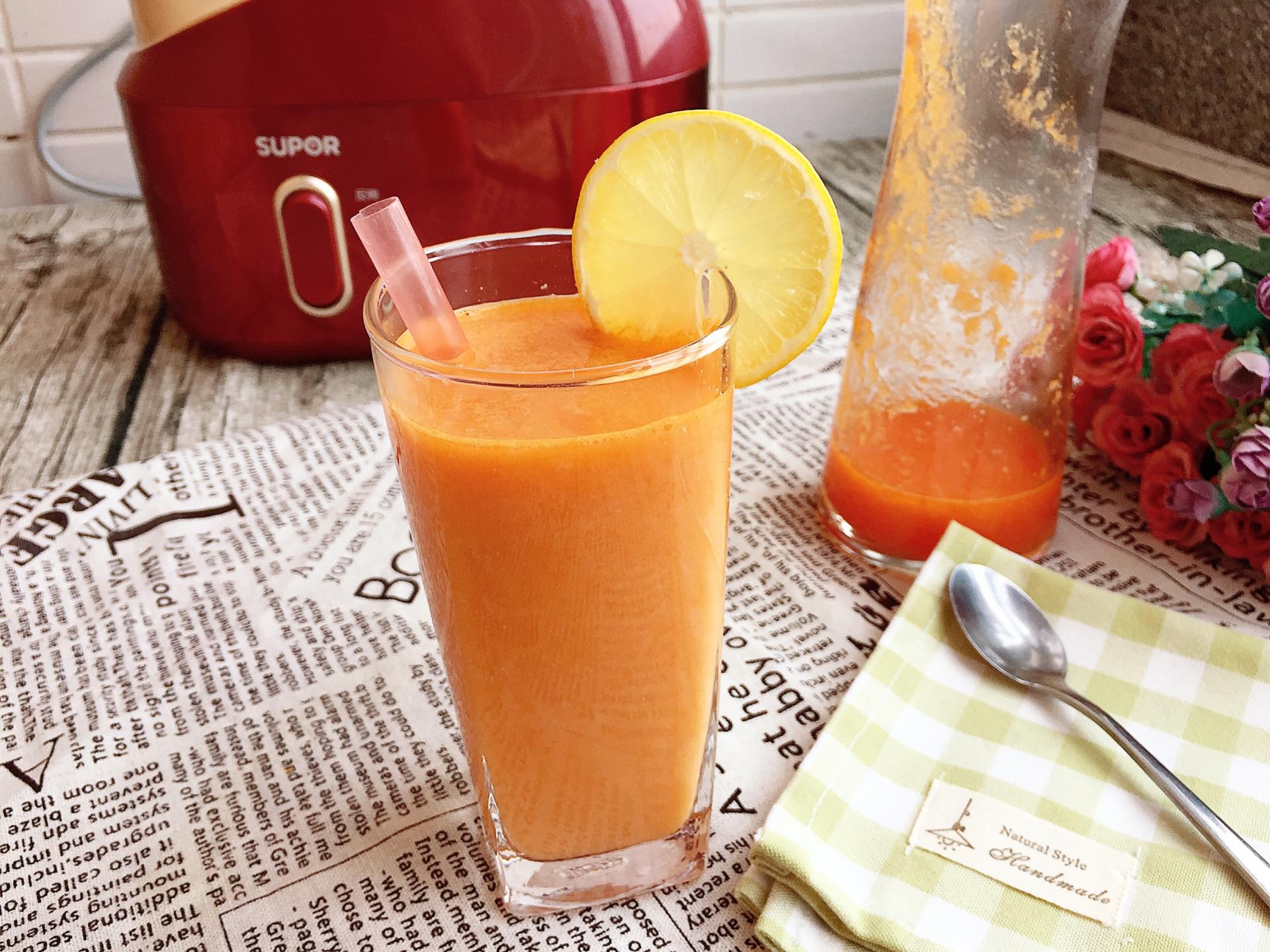 木瓜酸奶汁#胃,我养你啊#的做法