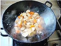 清炒胡萝卜杏鲍菇  的做法图解3
