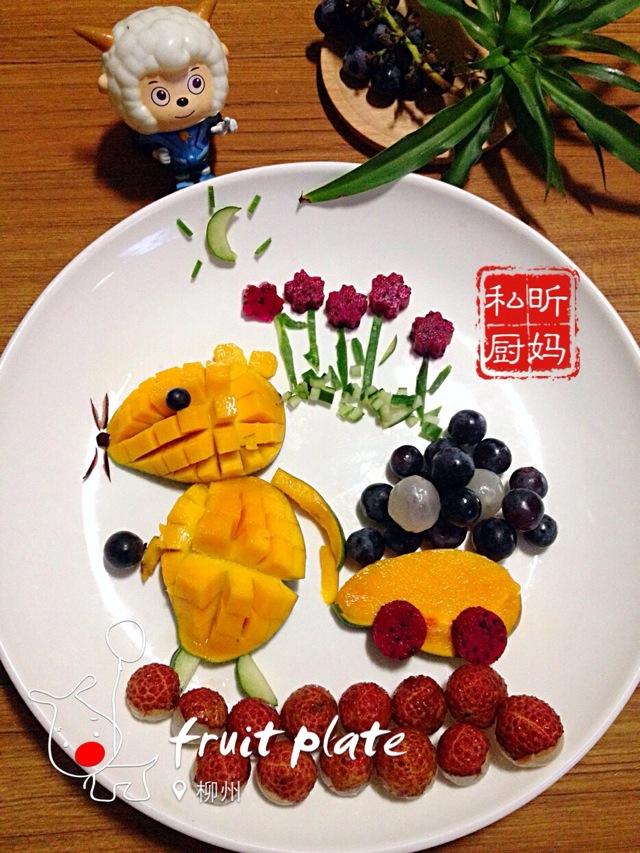 水果拼盘集锦图片