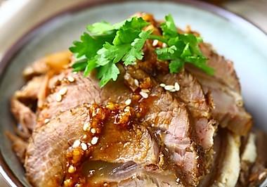 简易高压锅版酱牛肉