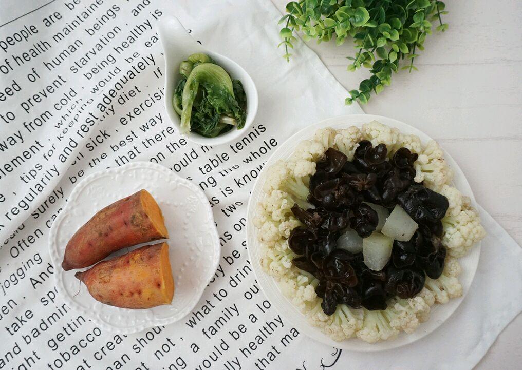 【减肥餐】水煮菜环节流通地瓜食品安全信息公示制度图片