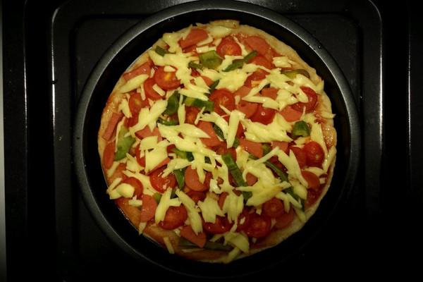 披萨制作方法大全图解