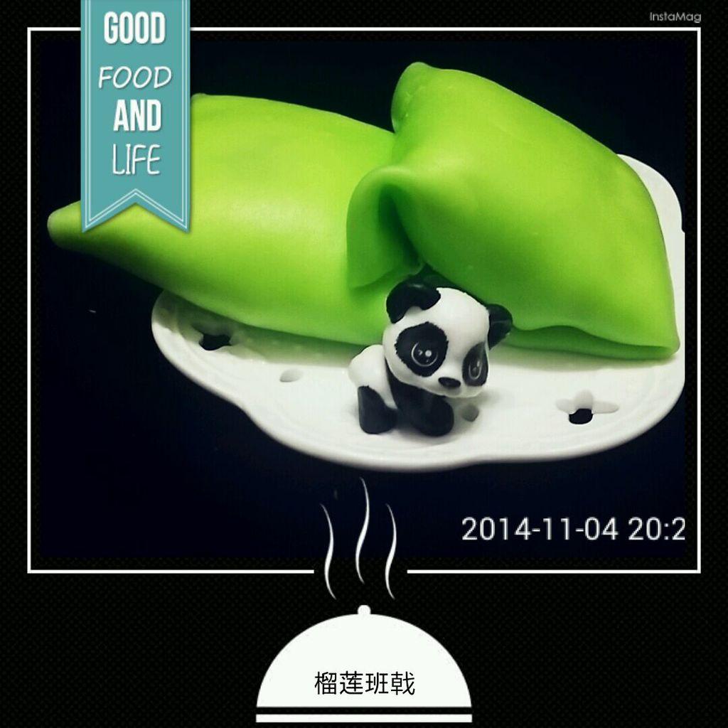 榴莲班戟的做法_【图解】榴莲班戟怎么做如何做好吃