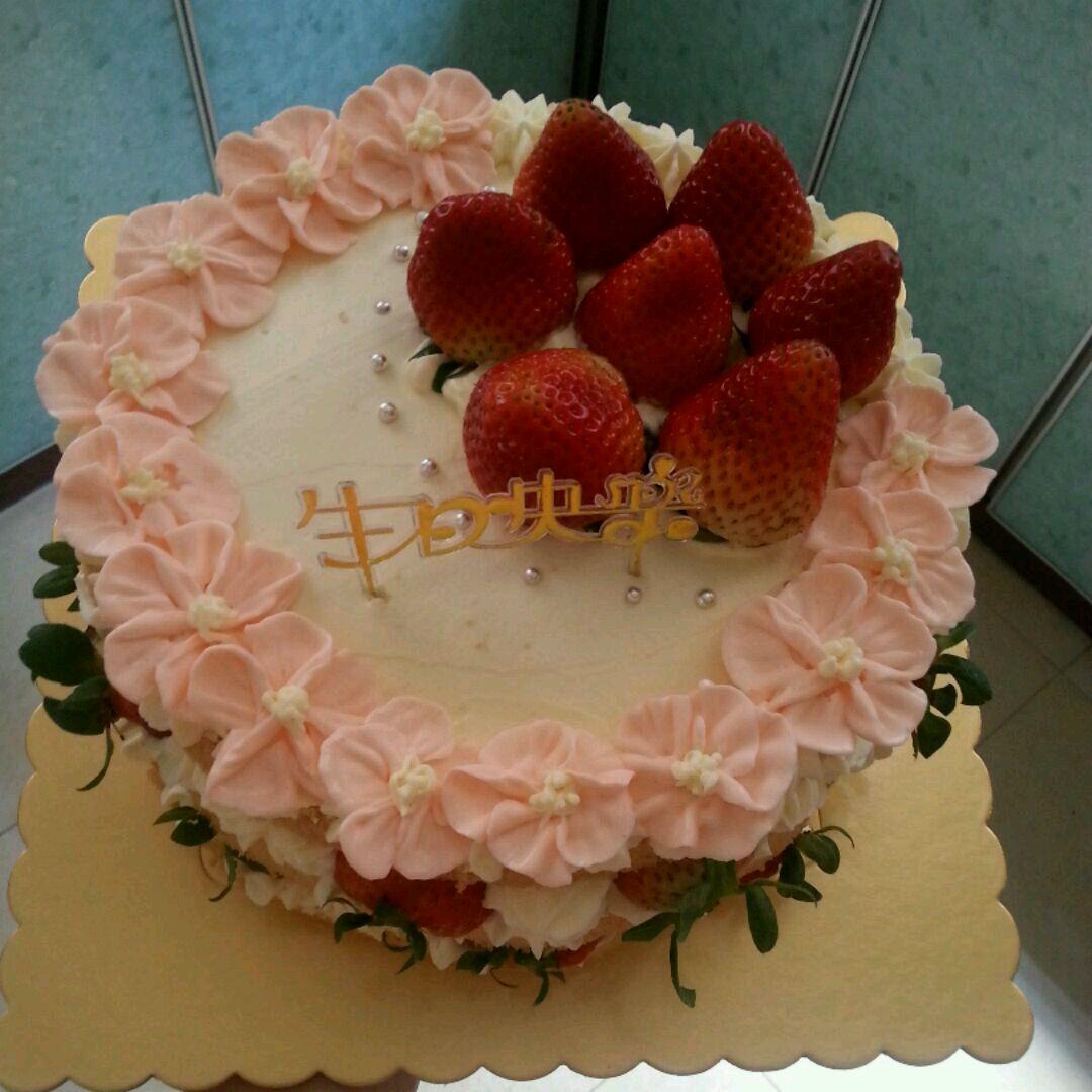 裸蛋糕的做法_【图解】裸蛋糕怎么做如何做好吃_裸_猪