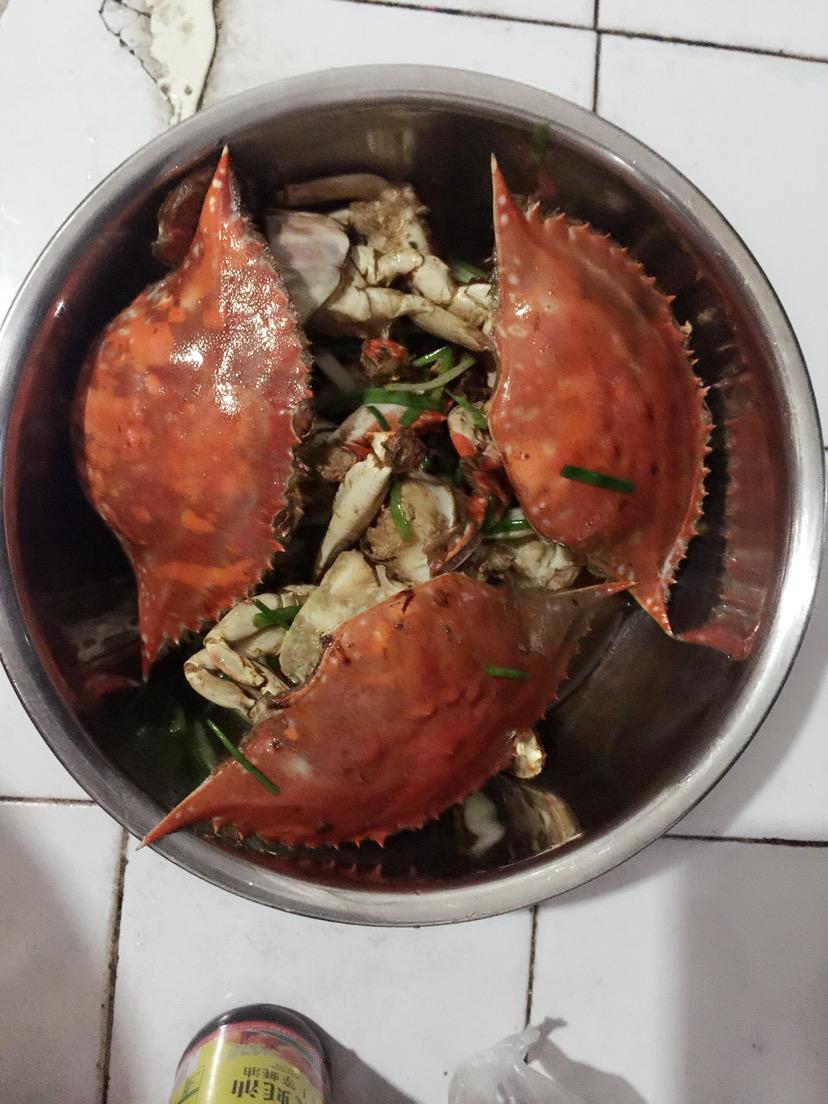 可爱螃蟹火锅简笔画