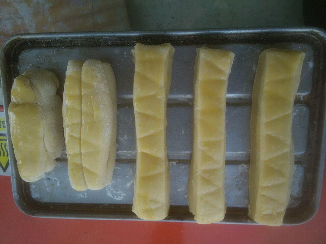 欧式杉木面包的做法图解6