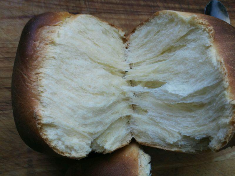 拉丝面包的做法步骤